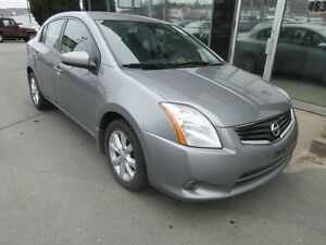 2011 Nissan Sentra AUTO SEDAN WITH ALLOYS & SPOILER