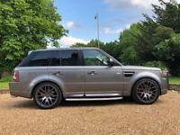 2010 Range Rover Sport Facelift Edition Diesel
