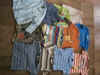 Bundle of Boys Clothes Aged 18-24 months