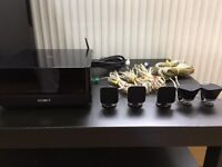 Full Sony DAV-IS10 Home Theater DVD System