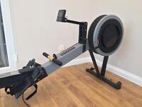 Concept 2 model c rower rowing machine