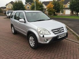 2005 (55) Honda CR-V 2.0i V-TECH SE Sport Petrol Manual Only 1 Previous Owner Fully Loaded Long Mot