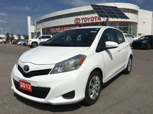 2012 Toyota Yaris LE - New Front Brakes, New Tires - Awesome Val