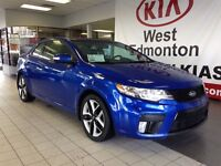 2010 Kia FORTE KOUP SX Coupe I4 Manual
