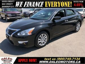 2014 Nissan Altima 2.5 S| BACKUP CAMERA| BLUETOOTH| SAT RADIO