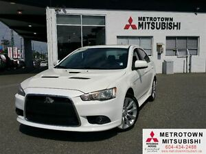 2013 Mitsubishi Lancer Ralliart; Local, No accidents