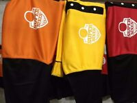 Cricket color uniforms available (Bundle of 14) Brand new
