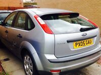 Ford Focus 1.4 . Good mileage for year. 2 previous owners