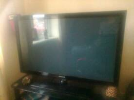 Spares/repairs.Samsung 42 inch tv only