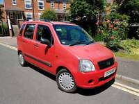 2004/04 REG SUZUKI WAGON R+ 1.3 GL ** LOVELY CAR ** £595
