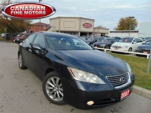 2007 Lexus ES 350 NAVI-CAM-UPGRADED WHEELS