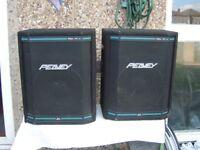 (Swap / Sell ) Peavey Hisys - Black Widow speakers
