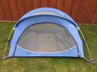 Little life arc 2 lightweight cot tent with sunshade