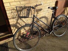 Ladies vintage bicycle for sale