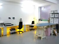 CREATIVE STUDIO SHARE IN DALSTON (bright, friendly and professional)