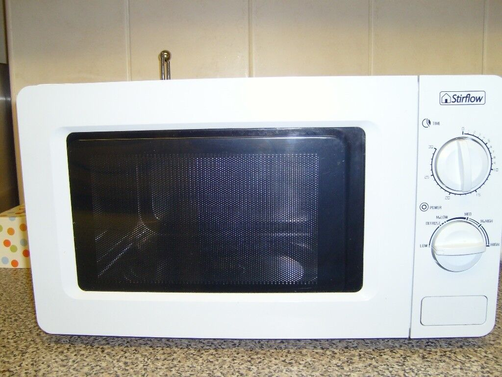 As New Low Wattage Microwave