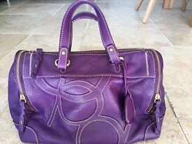 Purification Garcia handbag