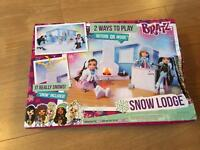 Bratz snow lodge new