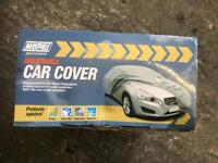 May pole breathable car cover