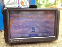 Garmin nuvi 255w Automotive GPS Receiver Sat Nav with Europe Maps Navigator