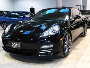2010 Porsche Panamera 4S NAV | CAM | TURBO WHEELS | LOADED!