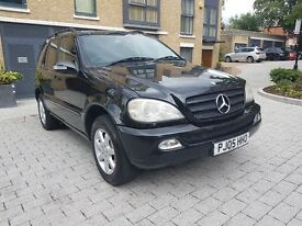 2005 Mercedes Benz Ml270 Cdi 4x4 Diesel Estate Auto