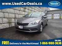 2014 Kia Forte LX 1.8L Auto Air Fully Equipped Cruise