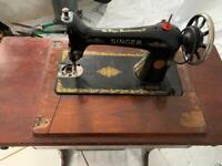 Singer Sewing Machine 1927