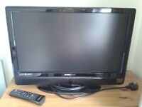 HD LCD TV - Flat screen - Hannspree HSG1074