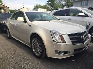 2010 Cadillac CTS Performance AWD+Cooled/Heated Seats