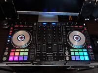 Immaculate Condition Pioneer DDJ SX2 With Decksaver