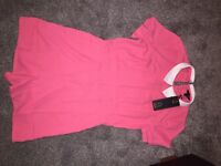 Pink Firetrap play suit