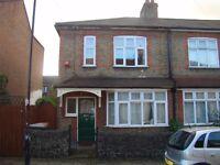 Plaistow E13 3 double bed house ¦ 3 mins walk Plaistow Stn ¦ newly refurbished ¦ garden ¦