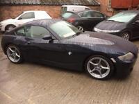 BMW Z4 E85/E86 front end parts wanted