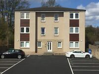 EXCELLENT Two Bed Flat To LET - Central Kirkcaldy, private parking.brand new, en suite