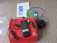 Nokia C5-00 Black Handset (Locked to Vodafone)