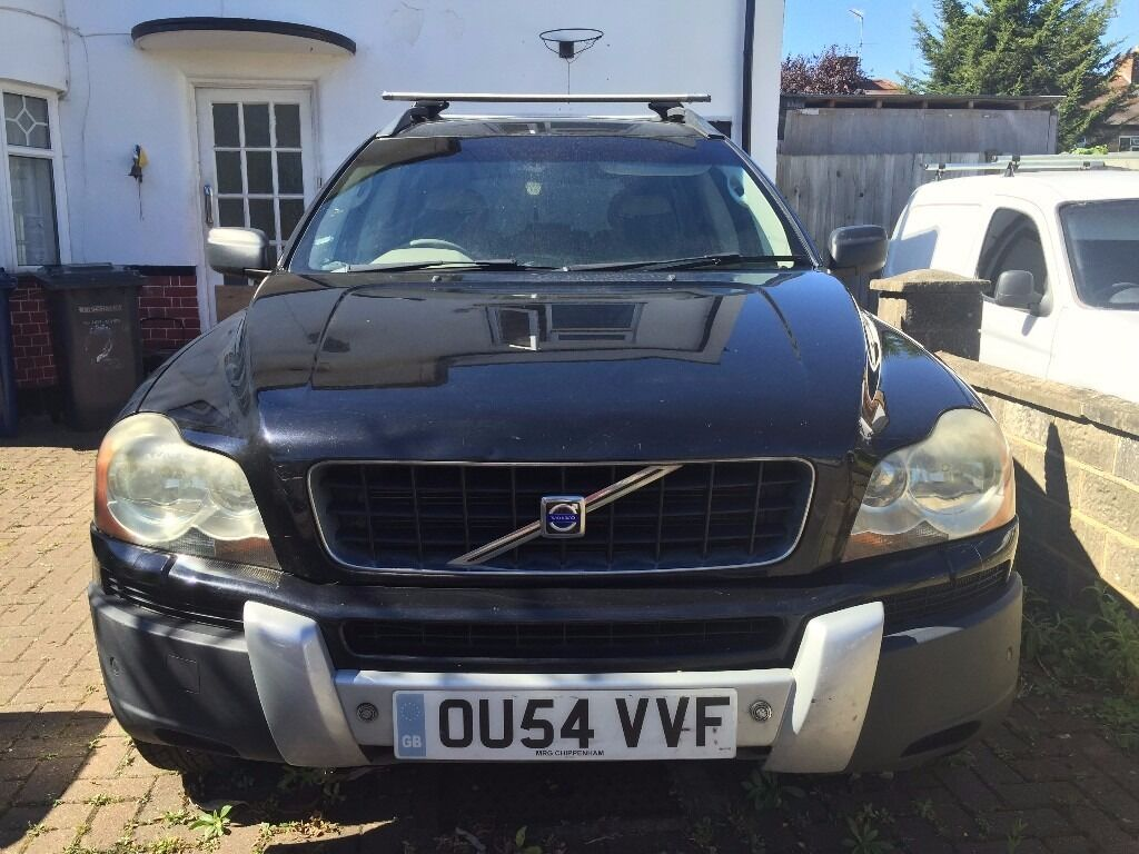 2004 Volvo Xc90 D5 2 4 Diesel Semi Auto Sport Awd Most Reliable Family 7 Seater Car In Barnet London Gumtree