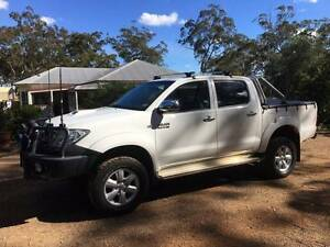 2011 Toyota Hilux PERFECT FOR A FAMILY, TRADESMAN OR JUST TAKING Toowoomba Toowoomba City Preview