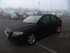 2008 08 VOLVO S40 2.0 S D 4D 135 BHP **** GUARANTEED FINANCE **** PART EX WELCOME ****
