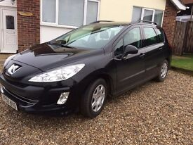 ** Peugeot 308 Estate** Excellent Condition REDUCED PRICE