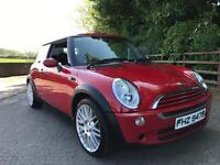 Mini one 2004 low miles excellent condition
