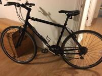 TREK Hybrid Bike 7.1 - black