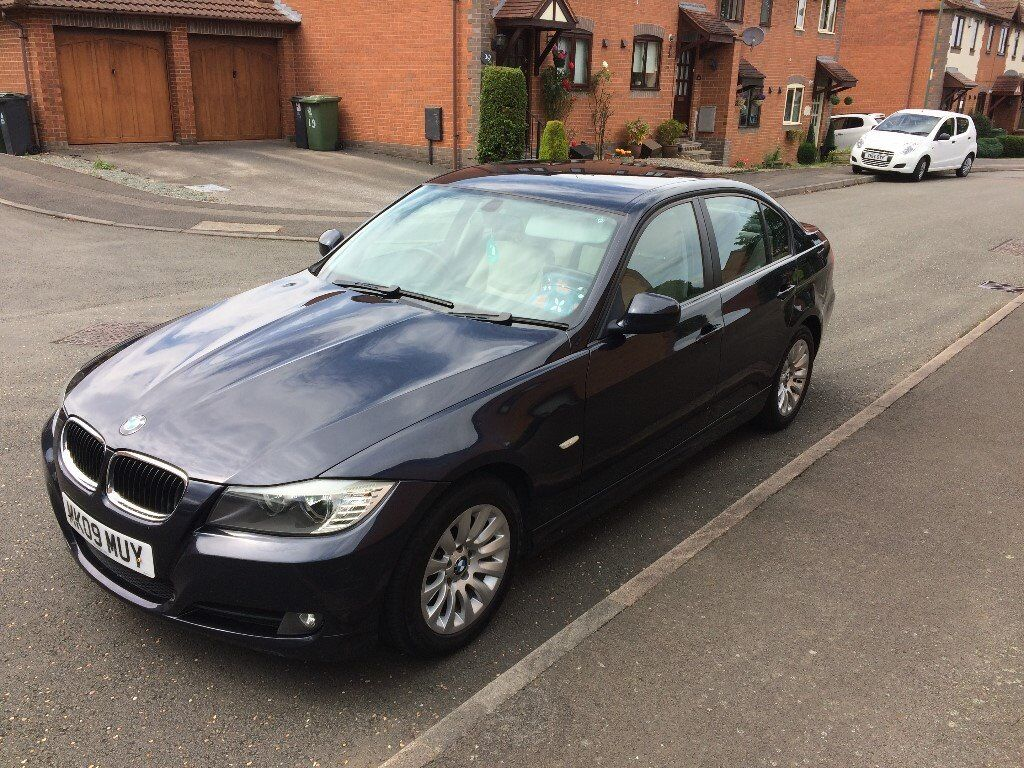 BMW 318i 320i LCI 2009, FSH, LEATHER, AC, 3 OWNERS FROM NEW