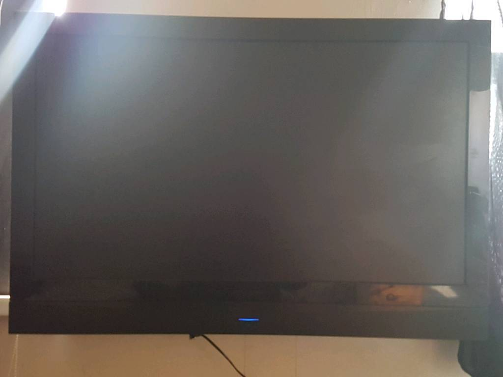 """50"""" Plasma TVin Leicester, Leicestershire - Wharfdale 50"""" Plasma Freeview Built in Heavy Duty Wall Bracket"""