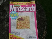 Wordsearch magazines