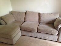 NEXT Corner sofa in very good condition