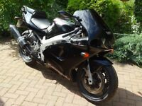 1997 Kawasaki ZX7R Sports Bike - Ebony