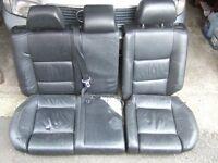Volkswagen Bora/Golf Leather rear seats.