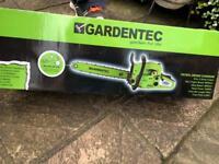 Garden Tec Chainsaw