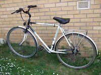 Raleigh Gemini 18 Handbuilt lightweight bike